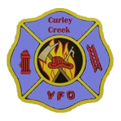 Curley Creek Fire Badge