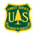 USDA Forest Service Badge