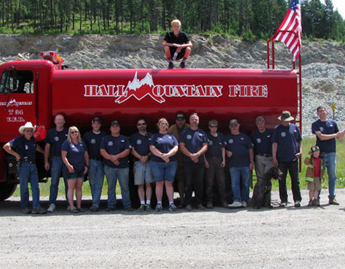 Hall Mountain Fire Association