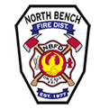 North Bench Fire Badge