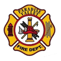 Paradise Valley Fire Badge