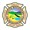 South BOundary Fire Badge